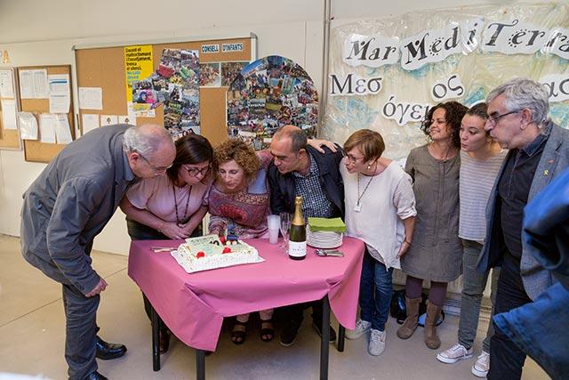 Ensenyament anuncia la transformació d'Els Aigüerols en Institut-Escola