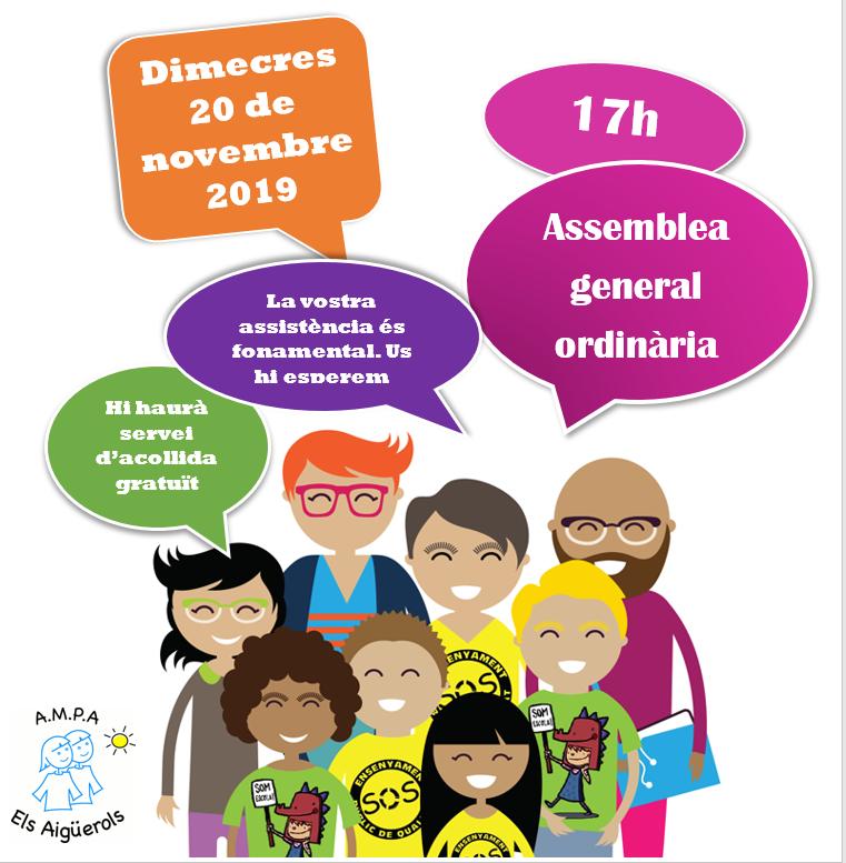 Cartell assemblea 2019