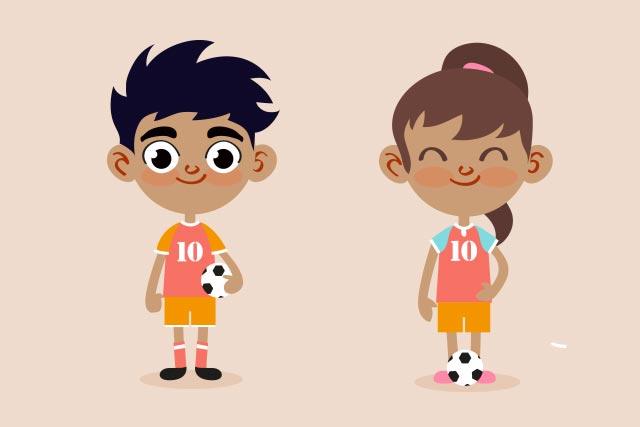 Comença la lliga Fair Play de futbol escolar