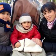 """Vanessa Ramos: """"El meu fill vol continuar a la seva escola, però també vol compartir-ho amb el seu germà"""""""